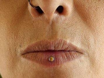 ashley piercing gold jewelry