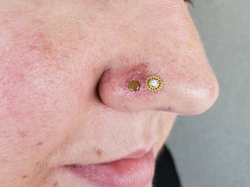 best jewelry nose double
