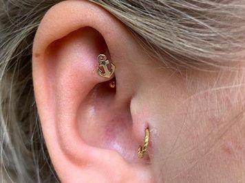 best jewelry rook piercing