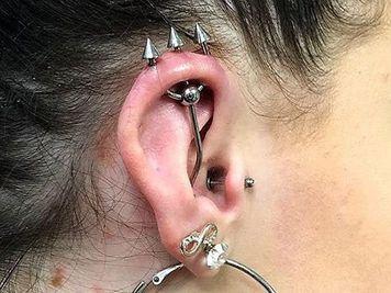 best trident ear piercing jewelry
