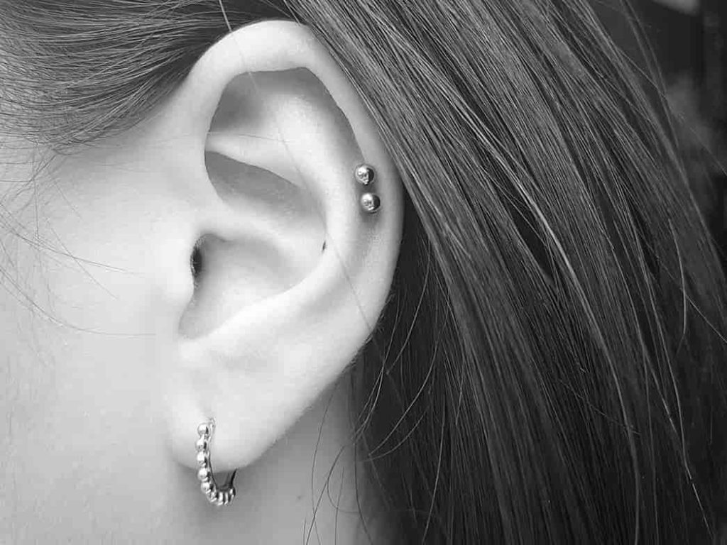 cost of earlobe piercing