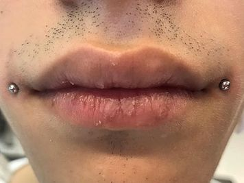 dahlia piercing guy