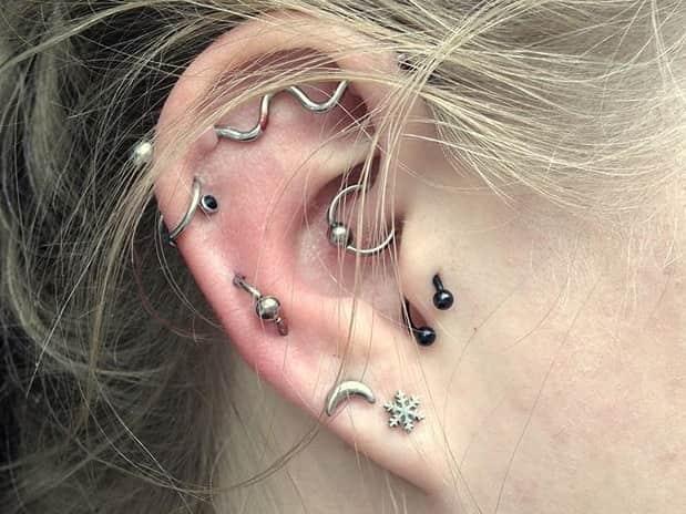 ear jewelry orbital
