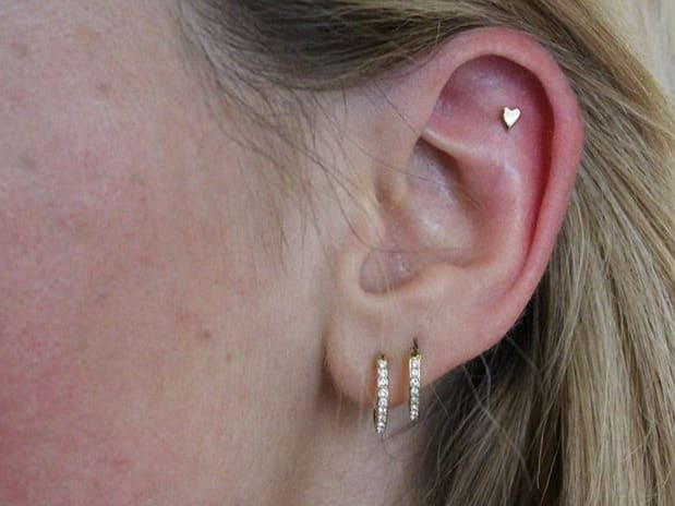 earlobe rings