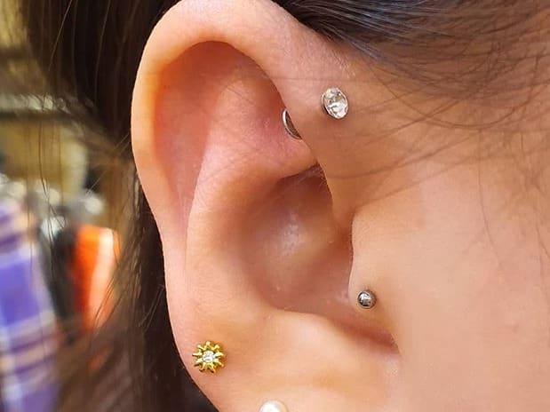 ear barbell