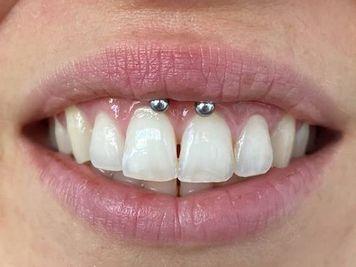 lip frenulum piercing jewelry