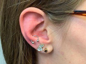 lower snug piercing