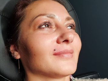 madonna lip piercing images