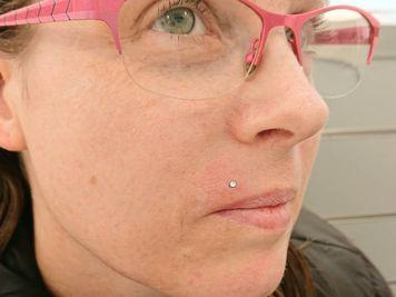 madonna piercing jewelry idea