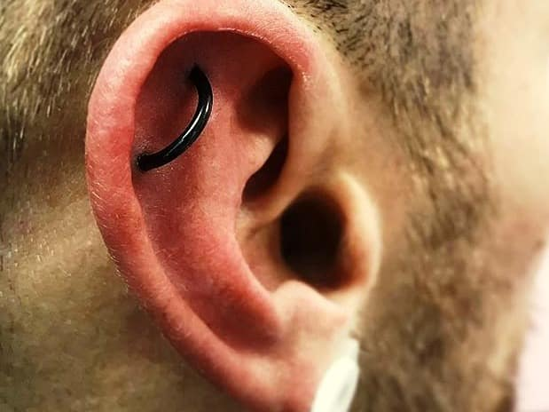 orbital ear piercing price
