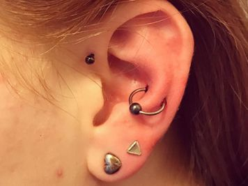ring for snug piercing