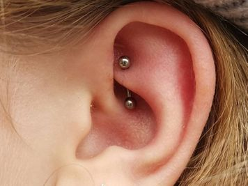 rook piercing aftercare