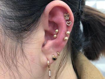 snug ear piercing jewellery