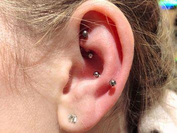 snug piercing jewelry image
