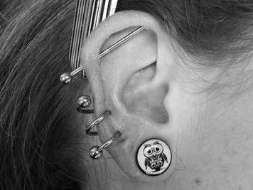 best lobe jewelry