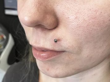 the monroe piercing